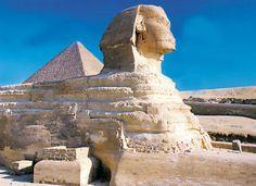Egyptian Sphinx #egypt #travel