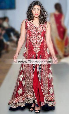 http://theheer.com/store/products.php?product=BW7962-Vivid-Burgundy-Crimson-Glory-Crinkle-Chiffon-Raw-Silk-Maxi