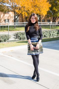 Black Tights | Dallas Wardrobe
