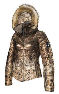 DONNA WOMEN'S SKI JACKET #SkiWear #Ski #Skiing #Women #Fashion #FUN