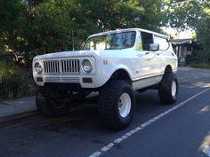 1973 International Scout II 4x4 - $8700