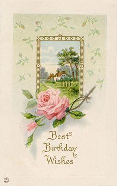 Antique-Greetings-Postcards