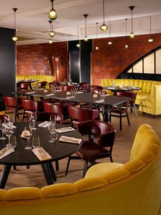 Sea Containers in the Mondrian Hotel, London, England