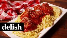 Amazing Meatballs | Delish