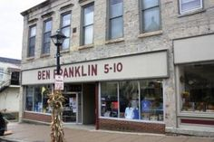 Family owned at one time, Mineral Point, Wisconsin