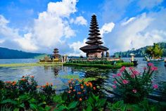 "4 Great Movie-Themed Trips: On these adventures, you can get swept away in Bali (""Eat,Pray, Love"") and even the rugged mountain ranges ofthe Pacific Crest Trail (""Wild"").: Taman Ayun Temple, Bali"