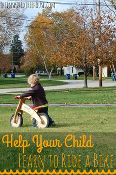 Help your child learn to ride a bike. Tips from a physical therapist.