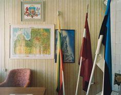 Latvian Photography Yearbook that contains portfolios by Alexander Gronsky, Alnis Stakle, Andris Kozlovskis, Anna Novikova, Reinis Hofmanis and Ivars Gravlejs.