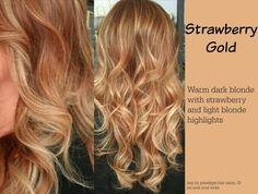 Strawberry Gold