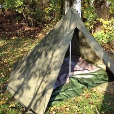 vrs. the Lavvu & Us pup tent or polish military shelter - Survivalist Forum