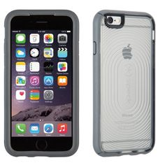 MightyShell iPhone 6 Clear Case