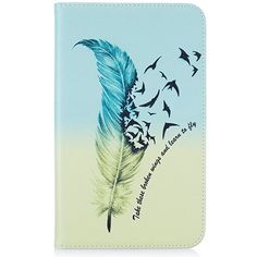 Qissy®Leather Animal Pattern protective Case cover skin for SAMSUNG Galaxy Tab A 7.0 SM-T280 (9)