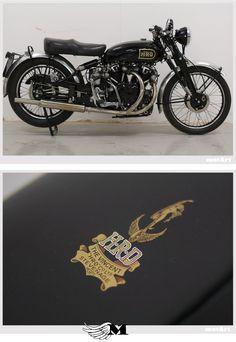 1949 Vincent Black Shadow Series C Custom Motorcycles, Custom Bikes, Vincent Black Shadow, Vincent Motorcycle, Mechanical Art, Vintage Bikes, Drag Racing, Cool Bikes, Motors