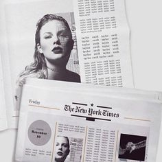 "Taylor Swift TS6 ""REPUTATION"" Black and white newspaper edit - 306 Likes, 3 Comments - #1 UPDATE ACCOUNT (@taylors_swift13) on Instagram: ""[UPDATE] August 24, 2017: Not sure where this came from but i like it. And OMG 9 hours until we get…"""