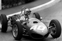 Von Trips 1961 Monaco - Ferrari 1446 -