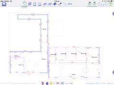 Line Chart, My Design, Floor Plans, Diagram, Floor Plan Drawing, House Floor Plans
