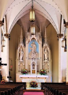 Gothic Altar by Mike_tn, via Flickr