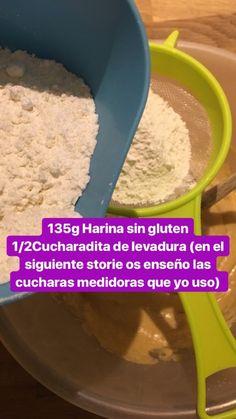 Recetas sin gluten – Bizcocho de limón con glaseado | Chocolatisimo Sweet Cakes, Rice, Gluten Free, Keto, Healthy, Cupcakes, Foods, Gluten Free Cookies, Healthy Sweets
