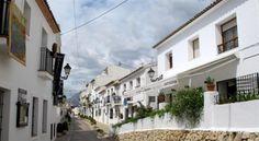 Vieille ville d'Altea, Alicante - Costa Blanca (Espagne)