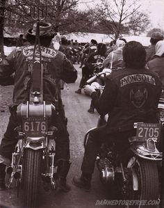 Pagans, Mongols MC 1969