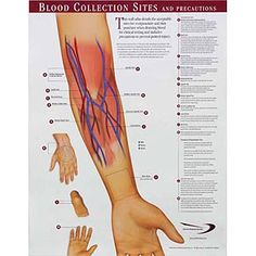 BLOOD COLLECTION SITES POSTER