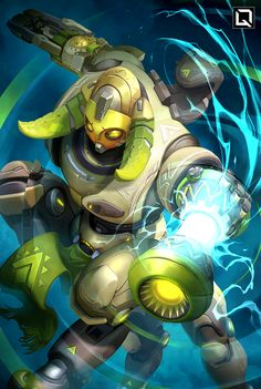 Orisa mains season 4!!