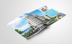 Tuna Park Katalog tasarımı