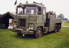 Scammell Crusader EKA Recovery