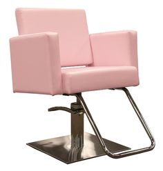 Have an up-do party before the show in this baby pink salon chair! #Jerseylicious #FinaleParty #Inspiration