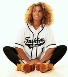 baseball jersey women urban - Google Search