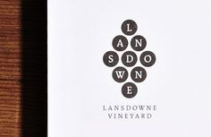 by Tass Gyenes Identity Design, Vineyard, The Selection, Projects, Wine, Log Projects, Blue Prints, Vine Yard, Vineyard Vines
