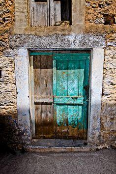 Mesta, Chios, Greece *