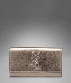 YSL pochette silver   Sac a main chic   Pinterest   Silver