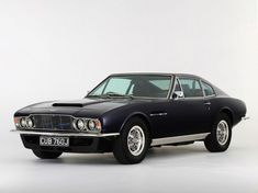 The real Aston Martin DBS