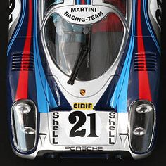 #Porsche #Martini 917LH  Beautiful clean lines, what was fascinating to me was how this car was ahead of it's time.