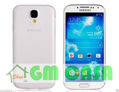 Custodia ULTRA SLIM CASE COVER TRASPARENTE Samsung Galaxy S4 i9500 1MS0724W