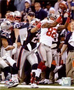 Mario Manningham Catch Super Bowl XLVI