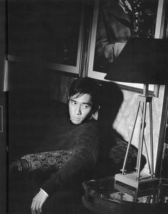 Chinese actor Tony Leung Leung