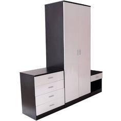Homcom High Gloss 3 Piece Trio Bedroom Furniture Set Ward... https://www.amazon.co.uk/dp/B00GLEWP9S/ref=cm_sw_r_pi_dp_x_1ouVybAGYAP8M