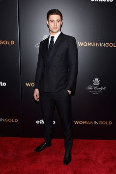 ~~Max Irons Photos - 'Woman In Gold' New York Premiere - Zimbio~~