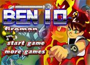 Ben 10 Fireman | HiG Juegos - Free Games Online