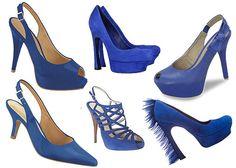 Azul Bic, a cor do verão 2013 - Yahoo! Mulher