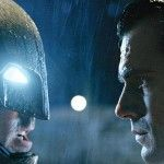 O estande de Batman vs Superman na Comic-Con 2015