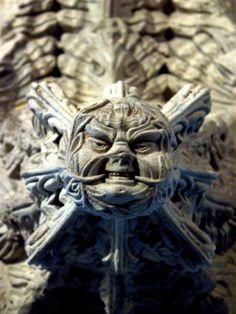 Rosslyn chapel green men - Green Man - Wikipedia, the free encyclopedia