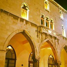 TGM for Split Dalmatia Croatia: The Old Town Hall, Split, Croatia