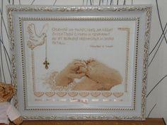 """Схема вышивки """"Молитва о чаде"""" / Вышивка / Схемы вышивки крестом"""