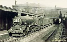 King Richard II | Westbourne Park Station | 1959