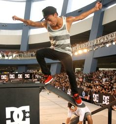 Nyjah Huston Dc shoes collection - Google Search