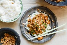 Chipotle, Wok, Chana Masala, Fried Rice, Pesto, Risotto, Curry, Easy Meals, Cooking