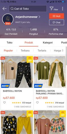 Best Online Clothing Stores, Online Shopping Stores, Shopping Hacks, Shopping Sites, Ootd Poses, Online Shop Baju, Aesthetic Shop, Trendy Outfits, Fashion Outfits